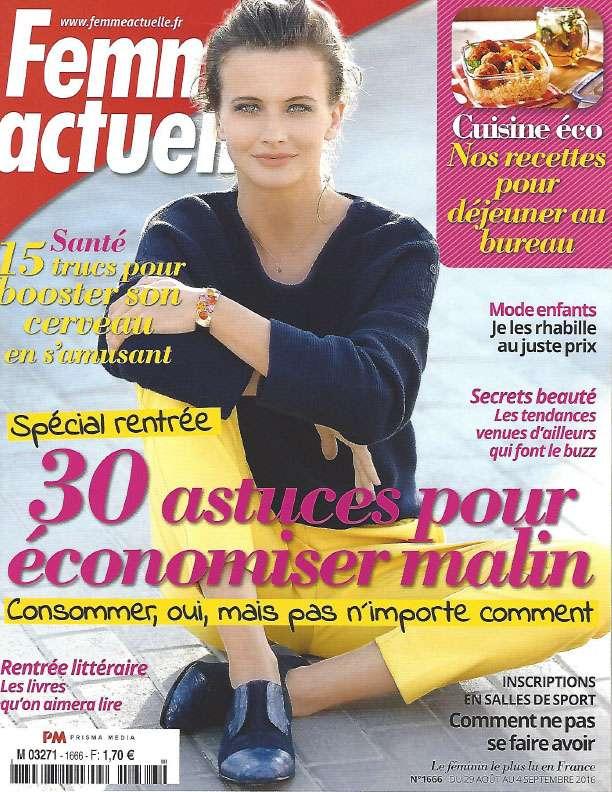 Femme Actuelle-cover